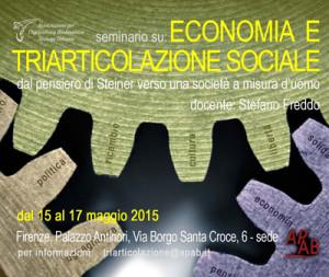 Economia e Triarticolazione Sociale 2015