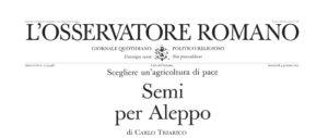 Osservatore Romano 4 gennaio 2017
