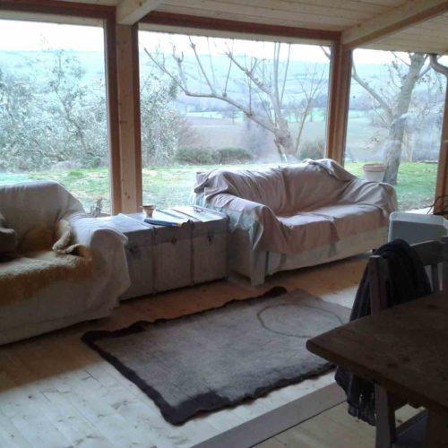Giardino Invernale Casa