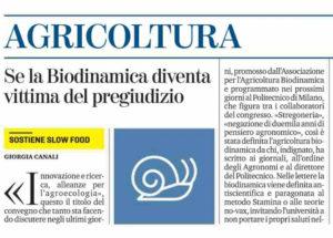 La Stampa 11 nov 18