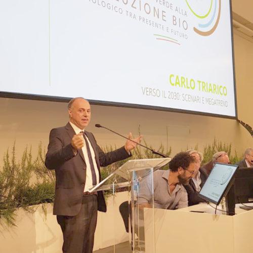 Carlo Triarico Agli Stati Generali Del Bio