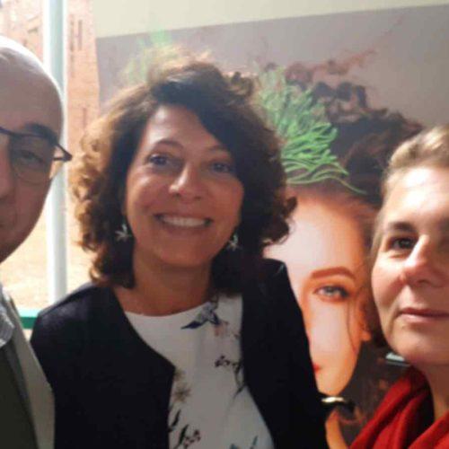Marco Fratoddi, Carlotta Iarrapino E Valentina Carlà