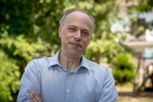 Carlo Triarico, presidente dell'Associazione per l'agricoltura biodinamica